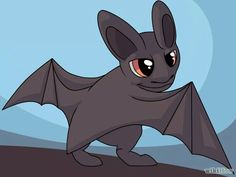 Imagen titulada Draw a Bat Step 9