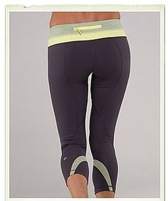 Every single personal trainer i know owns these pants, including myself and I cant wear them, enough ... love em !