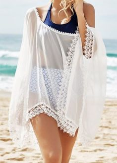 The warmer weatherlends to so many cute outfits that we only dream of wearing in the winter months. If you like to spend your summer days hanging by the beach and working on that tan, chances are you're in need of some cute new beach outfits! Whether you...