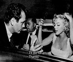 Marilyn Monroe, black and white, and quote image Marilyn Monroe, Twitter Header Quotes, Twitter Header Badass, Twitter Header Trippy, Twitter Header Classy, Twitter Header Aesthetic, Photo Vintage, Wie Macht Man, Header Photo