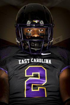 East Carolina Pirates football uniforms Ncaa College Football 6411556fc
