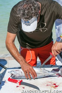 Like fishing? This could be you... don't miss Saltwater Experience Weekend at Hawks Cay Resort coming up Sept. 5-7th! #HookedAtHawksCay
