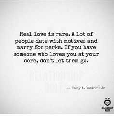 Real Love Is Rare A Lot Of People Date With Motives And Marry For Perks