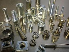 Non Ferrous Metal Fasteners