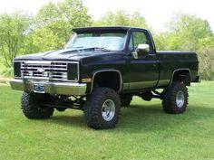 87 chevy truck | Trucks Modification