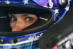 Danica Patrick Photos - Danica Patrick, driver of the #10 Nature's Bakery Chevrolet, sits in her car during practice for the NASCAR Sprint Cup Series Quaker State 400 at Kentucky Speedway on July 8, 2016 in Sparta, Kentucky. - Kentucky Speedway - Day 3