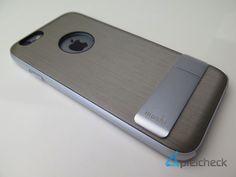 nice Review - Moshi Kameleon - Hochwertiges iPhone 6 und 6 Plus Case mit Alu-Stand und gelungenem Design
