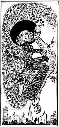 Biba illustration