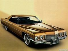 '71 Cadillac Sedan DeVille