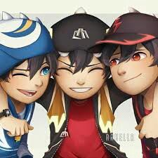 97 Best Chibisuke images   Animated cartoon movies, Boboiboy