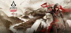 Play as Shao Jun in Assassin's Creed Chronicles: China! Available with the ACU season pass! Preorder now!