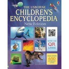 The Usborne Children Encyclopedia Book