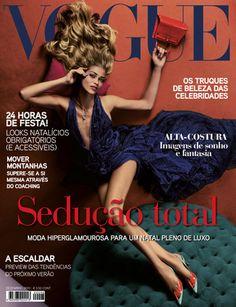 Ana Beatriz Barros by Solve Sundsbo Vogue Portugal December 2010 Source by g_petrovsky Vogue Magazine Covers, Fashion Magazine Cover, Fashion Cover, Fashion Line, Vogue Covers, Top Models, Vogue Portugal, Catherine Mcneil, Vogue Spain