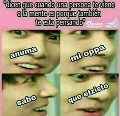 Read 61 from the story MEMES BTS by carrascomariafe with reads. Kpop Memes, Drama Memes, Funny Memes, Funny Pics, Bts Jungkook, Taehyung, Hoseok Bts, Vkook, About Bts