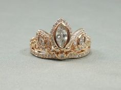 Rapunzel ring. I actually really like this one!