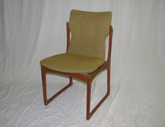Danish side chair