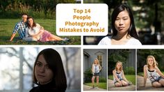 Beginners often make these 14 common people photography mistakes. See if you are…