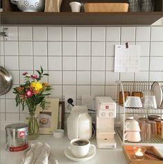 Natural Home Decor Home Decor Recibidor.Natural Home Decor Home Decor Recibidor Interior Design Minimalist, Minimalist Kitchen, Minimalist Decor, Dream Apartment, Studio Apartment, Apartment Design, Aesthetic Room Decor, Dream Rooms, Home Interior