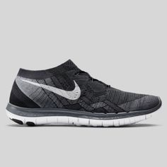 NIKE-FREE-3-0-FLYKNIT-Black-men-039-s-running-shoes-718418-001 Running Shoes For Men, Running Sneakers, Nike Sneakers, Nike Store, Black Men, Nike Flyknit Racer, Nike Free 3, Peak Performance, Menswear
