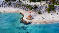 Beach Lighthouse in Bayahibe, Dominican republic. Bayahibe Dominican Republic, Tilt Shift Photography, Crystal Clear Water, Free Time, Pretty Good, Lighthouse, Adventure Travel, Beaches, Scene