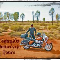 CentralOz  Motorcycle Tours