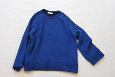 Ava Sweater Ultramarine