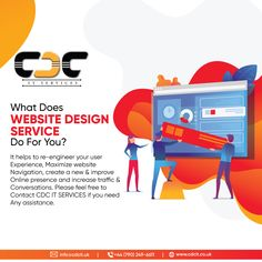 What Does Website Design Service Do For You? Website Design Services, User Experience, Service Design, Engineering, Feelings, Create, Technology