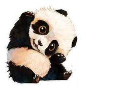прикольная панда рисунок: 17 тыс изображений найдено в Яндекс.Картинках