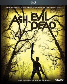 Ash vs Evil Dead [Blu-ray]