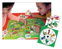 The Fruit and Veggie Race™ Board Game