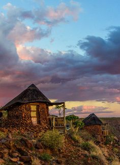 Experience the epic views and see the black rhino at Grootberg Lodge. Timbuktu Travel.