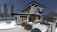 Design Case, Mansions, House Styles, Home Decor, Tattoo, Decoration Home, Manor Houses, Room Decor, Villas
