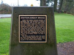 Jordan Covered Bridge, Stayton Oregon City Council, Covered Bridges, State Art, Pacific Northwest, North West, Oregon, How To Plan, Life, Covered Decks