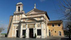 Santa Maria del Divino Amore, Roma