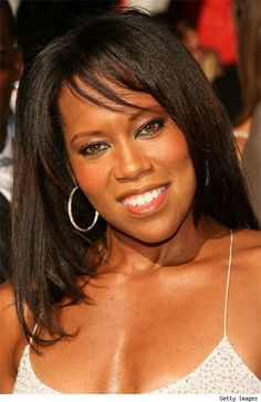 Actress Regina King has hazel eyes. Regina King, Black Actresses, Black Actors, Black Celebrities, Famous Black People, Divas, My Black Is Beautiful, Beautiful Women, Thing 1