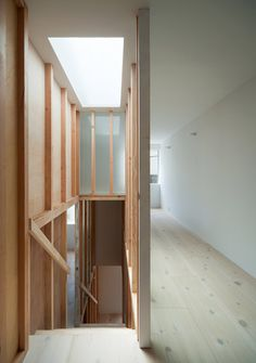 Urban Hut by Takehiko Nez Architects