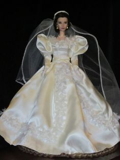 Scarlett Barbie bride - another one I want to add to my collection