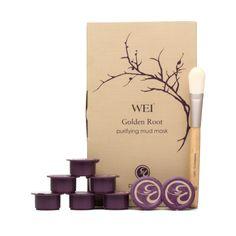 WEI™ Golden Root Purifying Mud Mask, $42.00 #birchbox