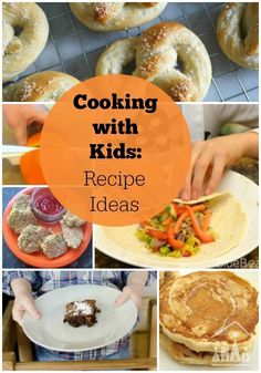 Cooking with Kids. Entice your picky eaters to try new foods or encourage your child's love of helping out in the kitchen, with our fun selection of sweet and savory recipes. All of which have been developed, tried and tested by real life busy mums. Cooking With Kids Easy, Kids Cooking Recipes, Cooking Classes For Kids, Baking With Kids, Healthy Cooking, New Recipes, Kids Meals, Healthy Recipes, Savoury Recipes