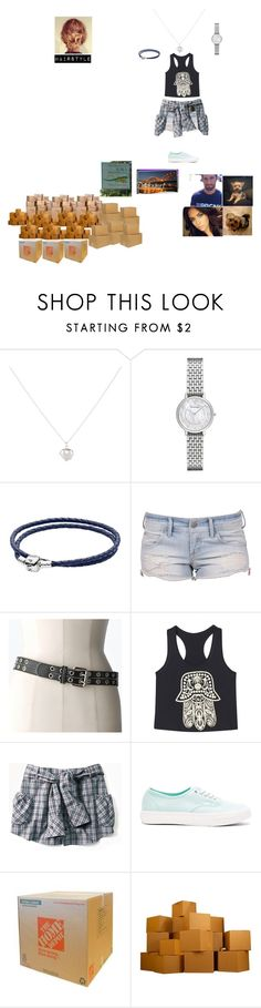 """Moving Into Seth's Apartment In Iowa (Cailan's Outfit)"" by wwetnagirl ❤ liked on Polyvore featuring Accessorize, Emporio Armani, Pandora, Billabong, Relic, Vans, WWE, Therapy, men's fashion and menswear"