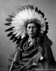 Garfield 05 - James Garfield Velarde - Jicarilla Apache - 1908