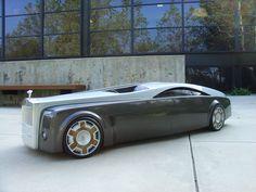 Prototype Rolls-Royce