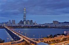 Seoul 2015 - Tower III by Kwanghyun Chi / 500px