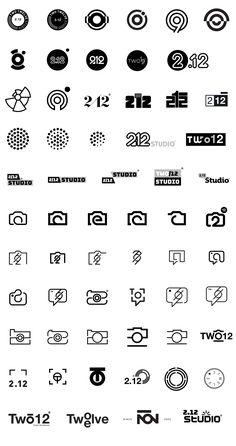 Branding & Visual Identity: Two12 Studios