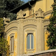 LIBERTY A TORINO - Villa Scott, corso Lanza 57. Progetto (… | Flickr