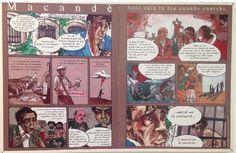 A maior rima de flamenco e historietas já publicada, destaque absoluto do Neorama 1041