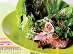 Gojee - Grilled Thai Beef Salad by Leite's Culinaria