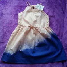 PRICE DROP! Crew Cuts Toddler dress & skirt - Cotton adorable ombre dress Crew Cuts for JCrew - Color: pink/blue - Sz 3 Bought it for twin girls that are growing way to fast & don't fit them at all.  -Dress original price $69.50 - My price: $25 -Skirt original price $58 - My price $20 Purchase together: $50 New price as of 11/23- Both for $35  The skirt would look great with a white tank or tshirt with a cute pair of sneakers or sandals. Great for your little girl to rock each on different…