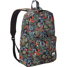 196fb13667 Printed nylon backpack with interior laptop pocket. Star Wars Backpack