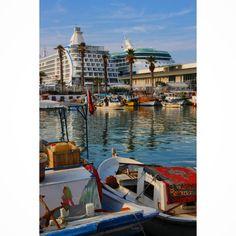 Kuşadası harbour... Aegean coast Turkey